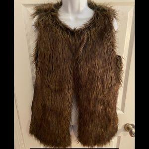 Rue21 Jackets & Coats - Faux Fur Vest